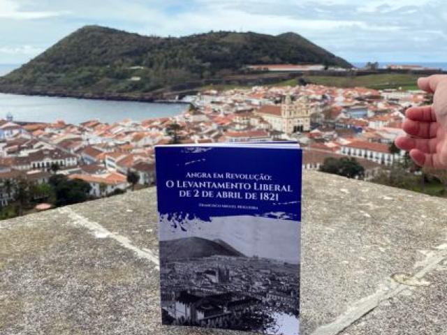 Lançamento do livro de Francisco Miguel Nogueira